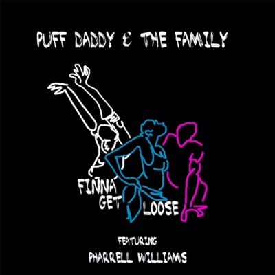 Puff Daddy & The Family ft. Pharrell - Finna Get Loose -- uncutmagazine.net