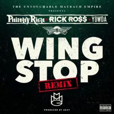 Rick Ross - Wing Stop (Remix) -- uncutmagazine.net