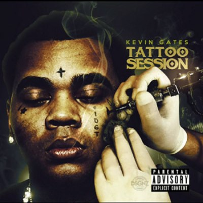 Kevin Gates - Tattoo Session -- uncutmagazine
