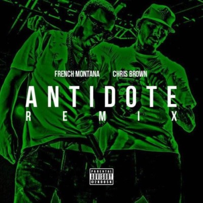 French Montana & Chris Brown – Antidote Freestyle -- uncutmagazine