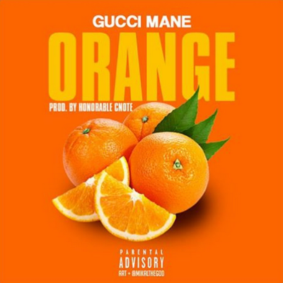 Gucci Mane - Orange -- uncutmagazine