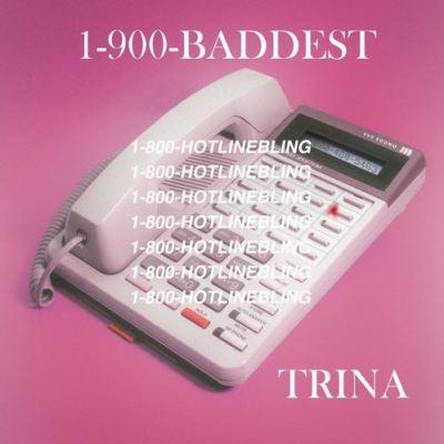 Trina - Hotline Bling -- uncutmagazine