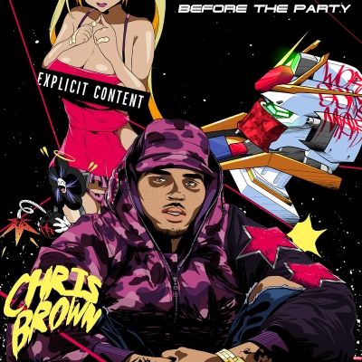 Chris Brown - Before The Party -- uncutmagazine