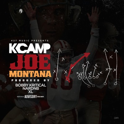 K Camp - Joe Montana -- uncutmagazine.net