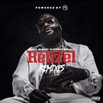 Rick Ross – Starin Through My Rear View Freestyle -- uncutmagazine