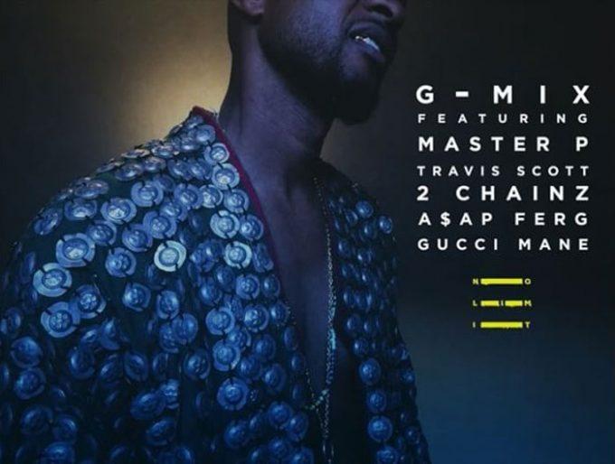 Usher ft. Master P, Travis Scott, 2 Chainz, A$AP Ferg, & Gucci Mane – No Limit (Remix) -- uncutmagazine.net