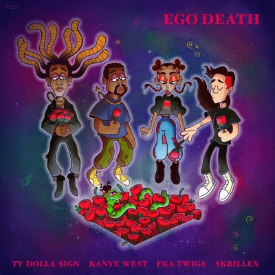 Ty Dolla $ign feat. Kanye West, FKA twigs & Skrillex - Ego Death